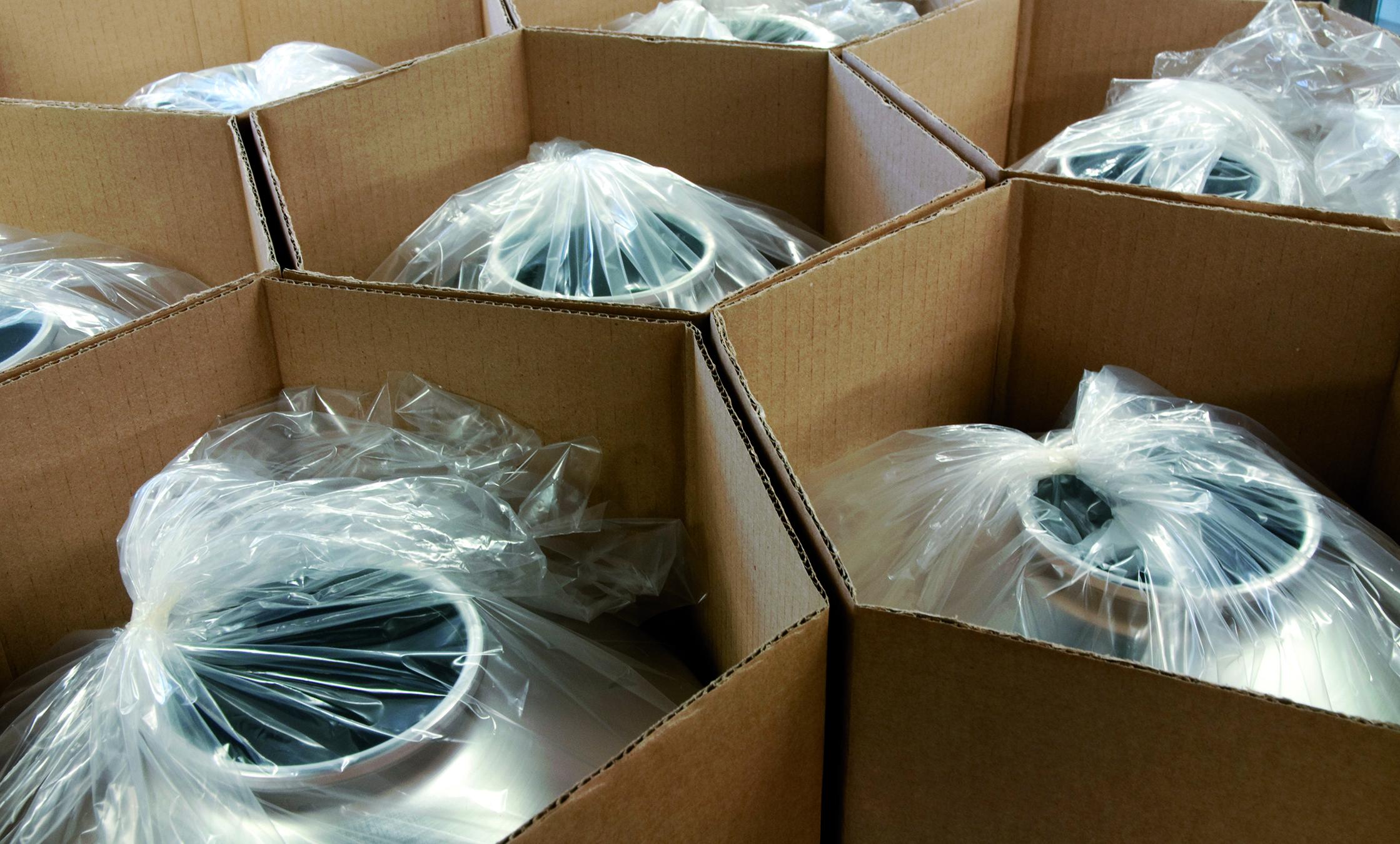 emballages logistique