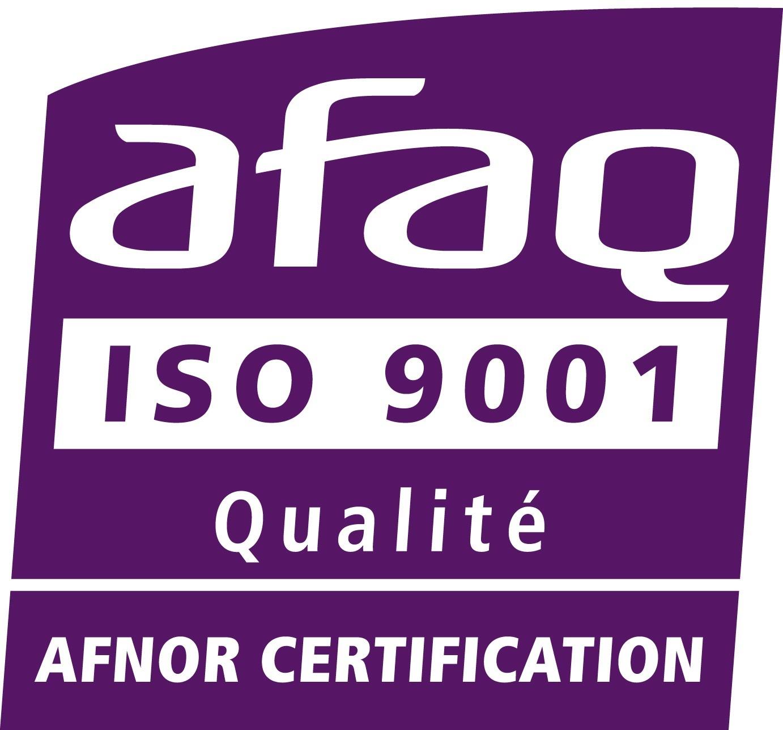 logo Afaq_9001